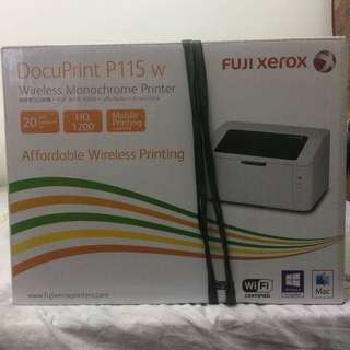 (Brand new) Fuji xerox docuprint  P115w (PRINTER)