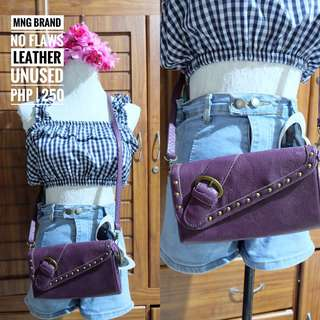 MNG Sling Pouch Bag