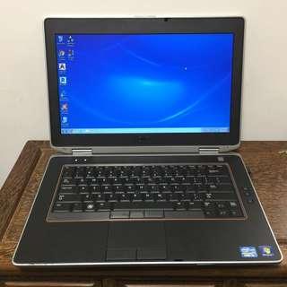 Dell E6420 i5-2520M  HD160GB RAM 2GB