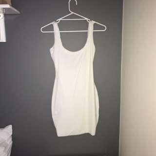 Kookai Dress - White