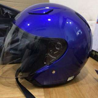Shoei j-stream ( royal blue)