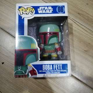 Star Wars Boba Fett Funko Pop