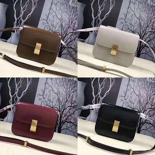 Celine Classics Bag (2 Sizes)