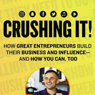 Crushing it Gary Vaynerchuck