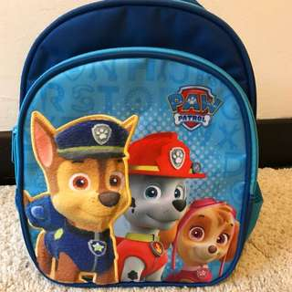 Paw patrol backpack (Original)