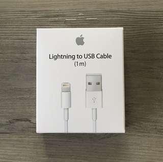 原裝正品Apple iPhone充電線(1米)