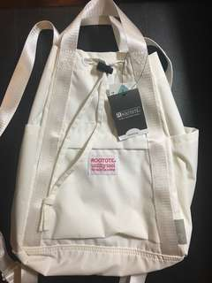 Rootote backpack 背包 背狼 背囊