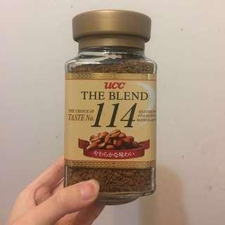 全新 UCC 咖啡 The Blend 114