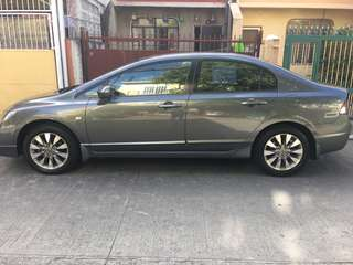 Honda Civic 1.8S Year 2011