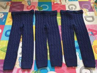 Winter ski Pants legging thermal pants Long John