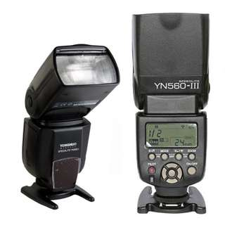 Youngnuo Speedlite YN560 iii