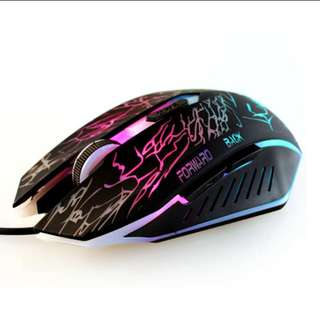 LED Gaming Computer Mouse