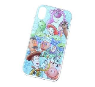 ♥️減價中!🇯🇵日本代購 迪士尼 Disney Toy Story 三眼仔 Alien 努蘇 Lotso IPhone X iPhone case 電話殻