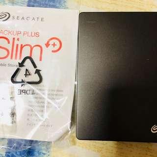 Seagate Slim Portable USB3.0 External Hard Disk - 4TB