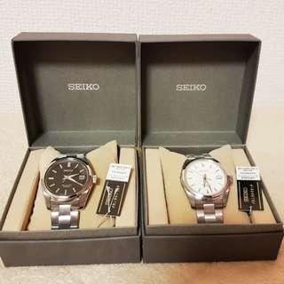 Brand New Seiko SARB033 SARB035