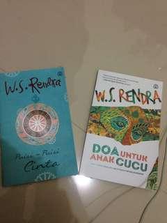 Buku Puisi W. S Rendra