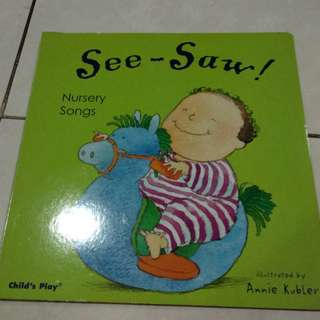 see saw nursery songs lagu2 batila