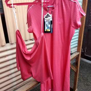 Brand New: Adidas Workout Dress with Shorts