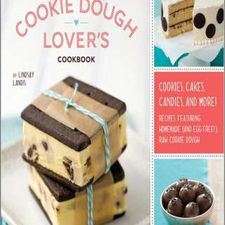 Cookie Dough Lovers Cookbook