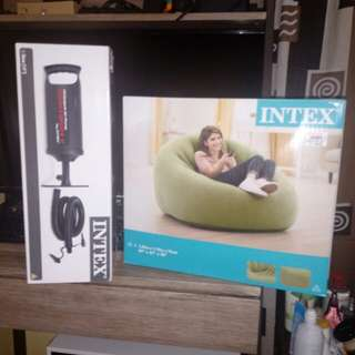 Intex Inflatable Bean Bag