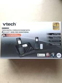 Vtech 偉易達 VC7151-202A 全新 室內無線電話 兩部子機連 V Smart 無線家居監控
