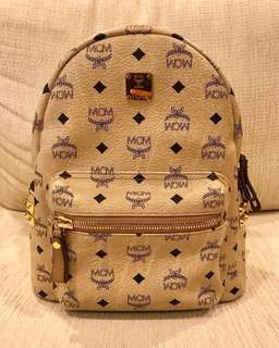 MCM Medium Backpack Bag