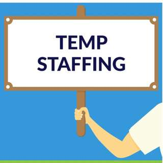 Temp Event Helper / $10 per hour / Bishan / Weekend only