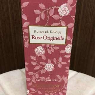 歐舒丹-玫瑰花繡淡香水75ml