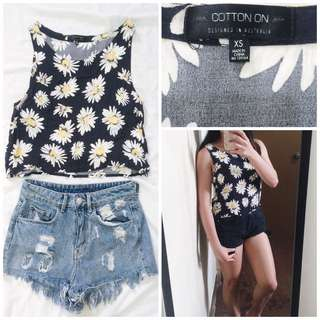 Cotton On Daisy Top