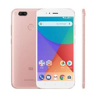 Xiaomi Mi A1 Smartphone - Rose Gold [64GB/4GB]