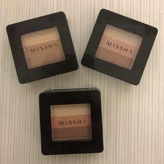 Missha Triple Eyeshadow Sale!