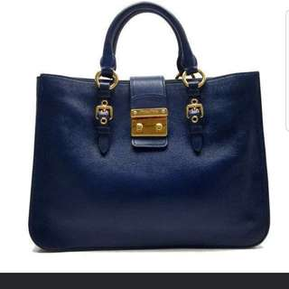 Elegant Miu Miu Handbag further discount!!!!