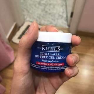 Kiehl's Ultra Facial Oil-free cream