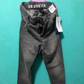 H&M pants (black/gray)