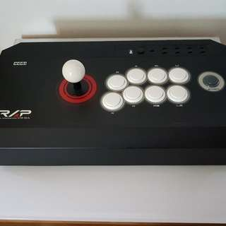 PS 3 Hori RAP V3 SA arcade fighting stick