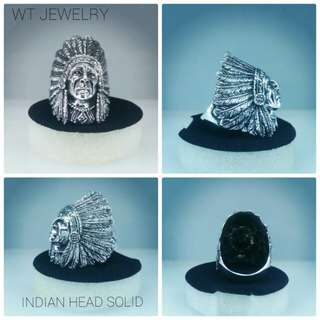 INDIAN RING SOLID