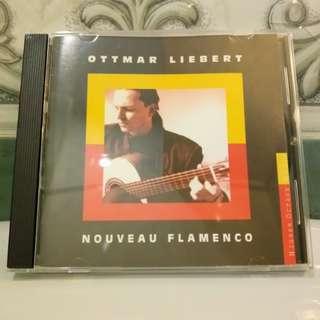 CD Ottmar Liebert - Nouveau Flamenco