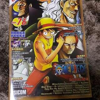 Otakuzine Magazine Issue No.76