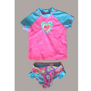 Girls Swimwear Set