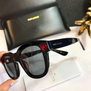 YSL 🔥Clearance🔥 Boutique Unisex Sunglasses Polarized Shade Lens Full UV Protection Shade Driver Essential Holiday Business Trip Gift