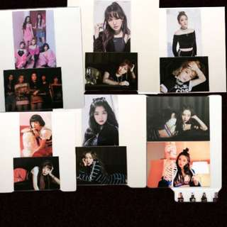 NON PROFIT PERFECT RED VELVET POSTCARDS