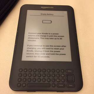 Kindle one