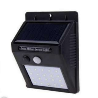 20 LED Solar Power Motion Sensor Light