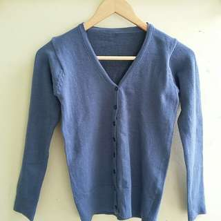 Knit Cardigan Outer