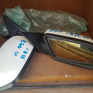 BMW E60 side Mirror
