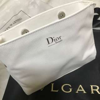 Dior Make Up Bag