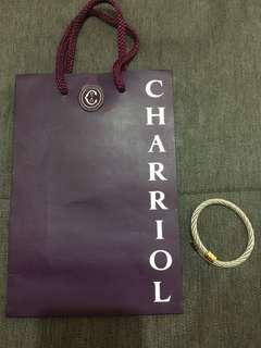 Charriol Bangle Bracelet