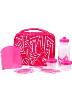 8 Piece Pink Lunch Bag from Australia