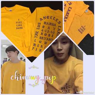 BTS YoonMin T-Shirt/Long Sleeves