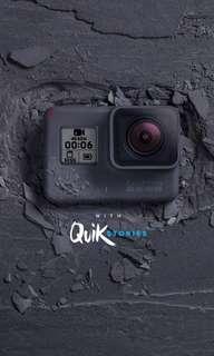 GoPro HERO6 Black (Brand New + Warranty)